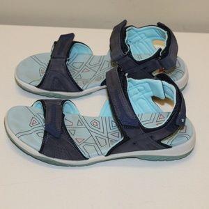 All Rounder Mephisto Navy Women 11 Sport sandals